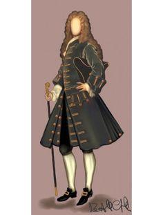 1740 Men's fashion