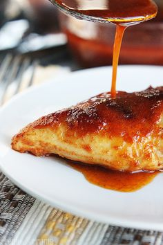 Delicious and healthy Baked BBQ Chicken Recipe