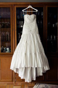 Rosa Clara wedding gown.