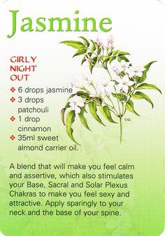 Jasmine oil www.fb.com/HealingLotusAromatherapy