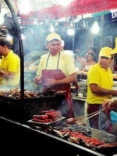 Madrid Street Food