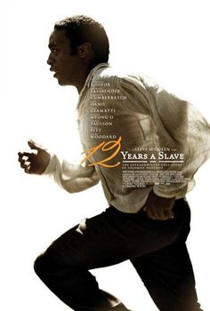 2013 movie 12 Years a Slave Directed by Steve McQueen, Black British Film Director