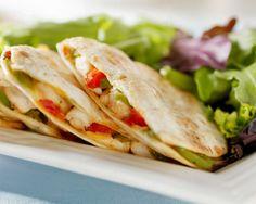 Vegetable Quesadilla Recipe  #Tastemakers