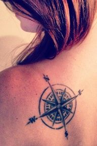 not all those who wander are lost tattoo