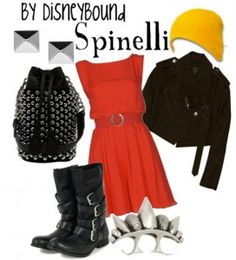 outfits, cloth, style, dresses, recess, the dress, disneybound outfit, spinelli, disney fashion