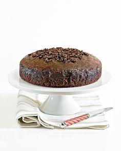 Torta al quadruplo cioccolato e marmellata di mandarini by Azabel, via Flickr