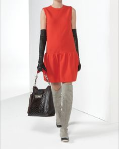 DVF | Pre-Fall 2012: Red