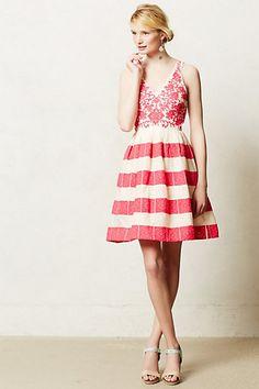 Azalea Stitched Dress - anthropologie.com. GET IN MAH CLOSET!!!