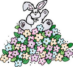 It's FREEBIE time!!!! Use this happy clip art bunny for newsletters, spring break notes, Easter cards & anything that needs a warm DJ smile :) Only available through end-of-day 3/26/14....