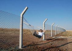 Border Hammock - so fun!