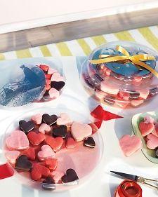 Family-Photo Cookie Packaging - Martha Stewart Crafts