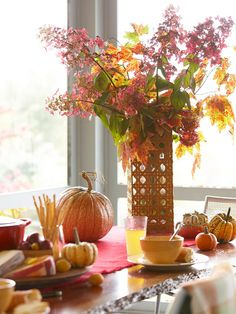 Welcome Fall to Your Home