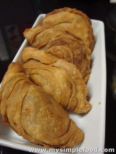 MySimpleFood: Curry Puff Recipe- How to make?