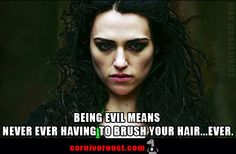 YAY, I'm in. Merlin Funny. also bellatrix never brushed her hair either. so in sign me up for evil lol