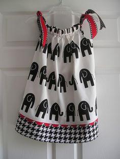 Bama inspired dress