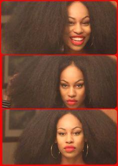Yaaaas! - http://www.blackhairinformation.com/community/hairstyle-gallery/natural-hairstyles/yaaaas/ #blowout #naturalhair #bighairdontcare