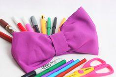 idea, pencilcase, crafti, paper, pencil cases, soap, bow pencil case, make a bow, diy sew pencil case