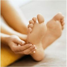 Curing Cracked Heels at Home