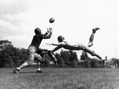 American Football Tackle - by H. Armstrong Roberts