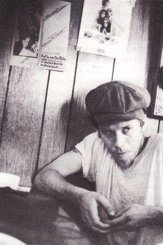 Tom Waits at Duke's Coffee Shop Summer 1975