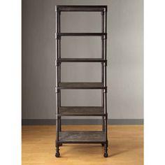. kitchens, storage spaces, restoration hardware, towers, metal, grey tower, shelves, restorations, shoe