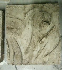 How to Make a Textured Plaster Relief using a Clay Mold -  Step-by-Step Tutorial