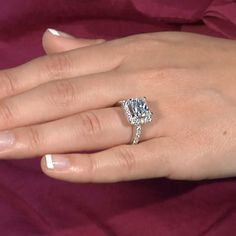 Fever,   Cheap, Lab Diamond!! I love these lab diamond rings, more eco friendly, just as much sparkle with a 1/3 of the cost!! Plus no one but the lucky couple would ever know!