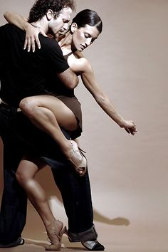 Dana Frigoli - DNI Tango
