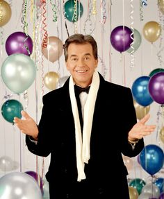 "Magia Mia: Dick Clark....will miss him ""ringing the New Year"" in!  I grew up on Bandstand...watched it faithfully every Sat.  RIP..."