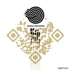 IBOGA RECORDS (Netherlands) #QRcode #art best #QR #Code #Ideas repinned by #tatieja