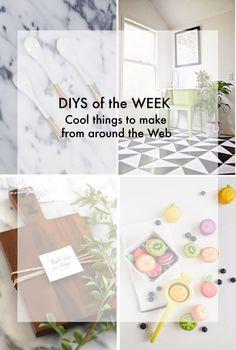 DIYs of the Week