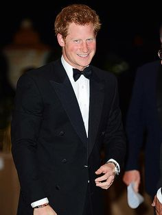 SUIT YOURSELF photo   Prince Harry