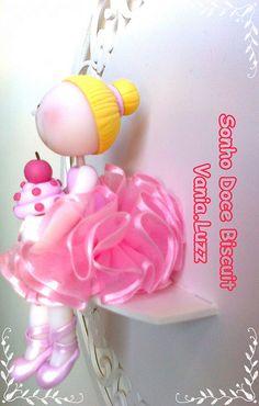 Quadro bailarina cupcake =) | Flickr: Intercambio de fotos