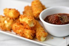 Fried Cheese Sticks Recipe - Cooking | Add a Pinch | Robyn Stone