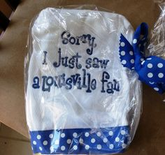 I LURVE THIS!!!!...Embroidered burp cloth  Kentucky UK Wildcats by YouandMEembroidery, $13.00