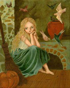 """Cinderella"" by The Little Fox"