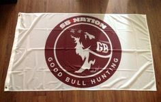 GBH is ready for tailgating! Look for the flag and join us!