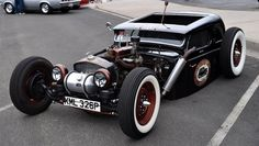 attention getting street rod