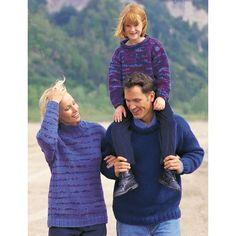 Big-Stitch Pullover