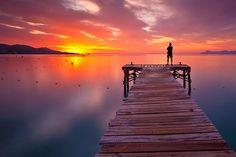 Sunset, Balearic Islands, Spain balear island, sunsets, balearic islands, spain