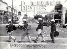 quien haya sido creador de esta foto, es grande, comico y... mexicano