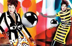 vogue, mario testino, galleries, december, uk decemb, british, natalia vodianova, vogu uk, decemb 2012