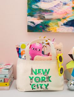 New York Mini Tote B