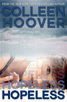 Sometimes discovering the truth can leave you more hopeless than believing the lies... Hopeless by Colleen Hoover. http://www.kobobooks.com/ebook/Hopeless/book-XZGEB8dKWk-cRZAEXFIBaw/page1.html