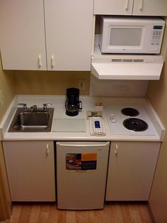 Para casas peque as infonavit on pinterest 19 pins for Modelos de cocinas pequenas para apartamentos