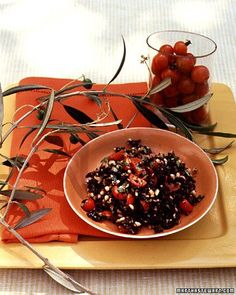Black-Olive-and-Pine-Nut Tapenade Recipe