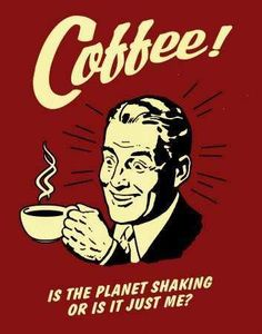the best part of waking up !