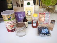 A Tasty and Healthy Breakfast: Overnight Oats