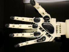Make Your Own Robotic Hand with 3D Printing