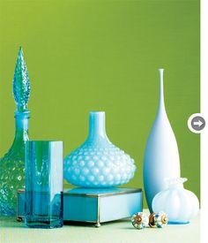 glass bottlesjarsvas, colour glass, color glass, colored glass